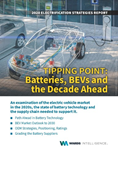 Tipping Point: Batteries, BEVs and the Decade Ahead