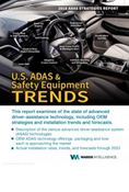 U.S. ADAS & Safety Equipment Report