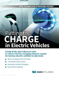 Putting the Charge in Electric Vehicles
